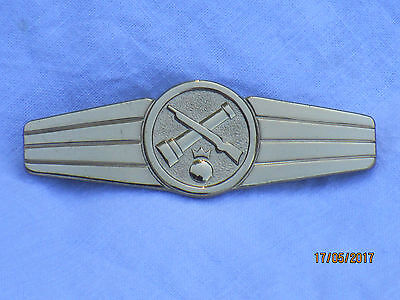 Bw-Tätigkeitsabzeichen ABC-Personal Metall,SET:Bronze-Silber-Gold