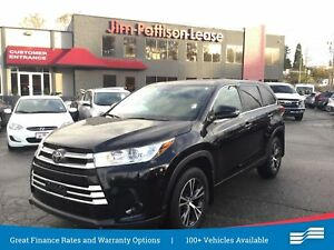 2017 Toyota Highlander LE w/ Backup Camera