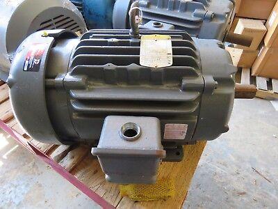 Baldor 20hp Electric Motor Ecp2334t-4 256t Fr 460v 1765 Rpm 3ph Rebuilt