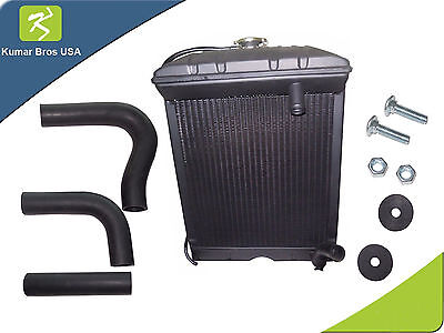 New Ford Tractor Nca8005radiator 501 600 601 700 701 800 801 901 2000 4000 Naa