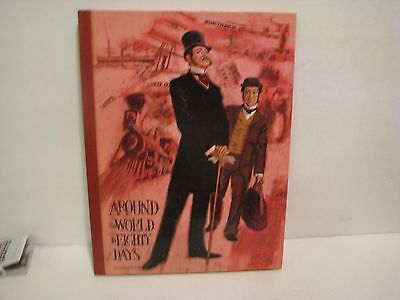 Around the World in 80 Days,  Classic PUBLISHER   (Literature Around The World In 80 Days)