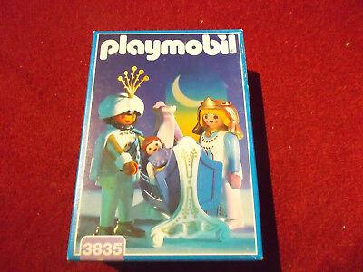 Playmobil Prinzenpaar 3835-A/1995 neu und ovp