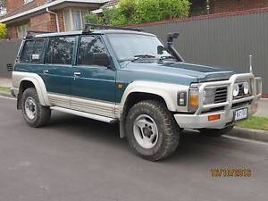 1996 Nissan Patrol Wagon Box Hill North Whitehorse Area Preview
