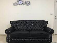 Leather lounges for sale Bass Hill Bankstown Area Preview