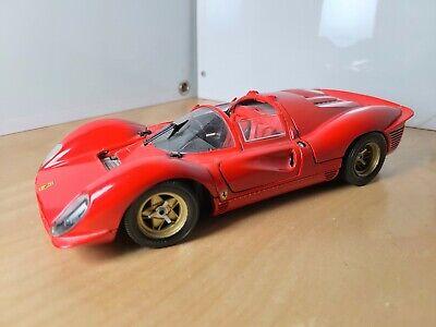 Jouef Evolution Ferrari 330 P4 Scale Model 1/18 Made in Italy