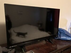 32 or 34 inch Roku smart tv