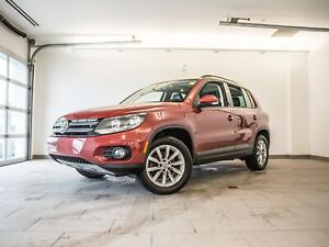 2015 Volkswagen Tiguan Comfortline+HEATED SEATS+BACK UP CAM+OFF