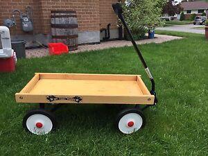 My first wagon