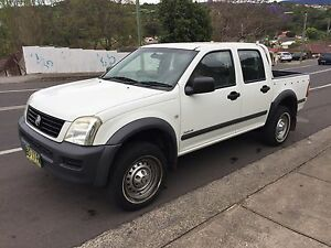 2005 Holden Rodeo Wollongong Wollongong Area Preview