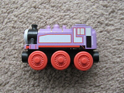 Thomas the Train ROSIE Engine Wooden Railway Toy Learning Curve Magnetic