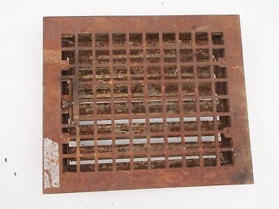 Heating Grates Vents Antique Victorian Vatican