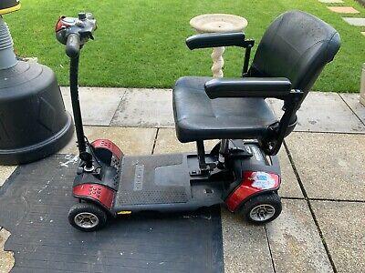 GoGo Elite Traveller mobility scooter