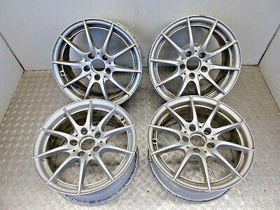 4x Original Mercedes C-Klasse W204 Alufelgen 7J x 16 ET43 A2044015702