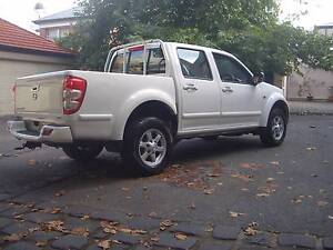 GREAT WALL 4X4 DUAL CAB 10WNER 92000KMS LEATHER TRIM College Park Norwood Area Preview