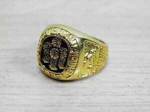 CHICAGO BULLS RING 1996 BRAND NEW NBA WORLD CHAMPIONSHIP REPLICA MENS