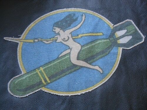 "Catch-22 Movie Squadron Patch from the Original 1970 Film / ""REAL SERIES"""