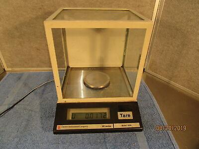 Denver Instrument Co Xe Series Laboratory Balance Scale Model 100a