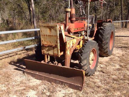 Tractor Zetor 85 hp 4 wheel drive Gatton Lockyer Valley Preview