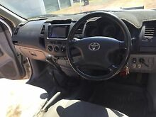 2006 Toyota Hilux Ute Roma Roma Area Preview