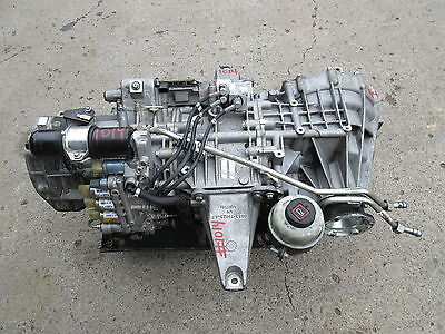 07 Aston Martin V8 Vantage Roadster #1014 ASM Sportshift Transmission Assembly