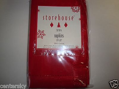 Салфетки New Storehouse 4 Napkins 100%
