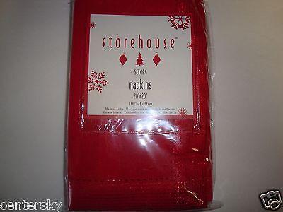 Салфетки New Storehouse 4 Napkins 100%