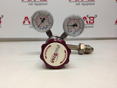 Prostar High Purity Pressure Platinum Regulator 15 Psi