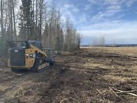 Mulching Service - Land clearing, fence lines
