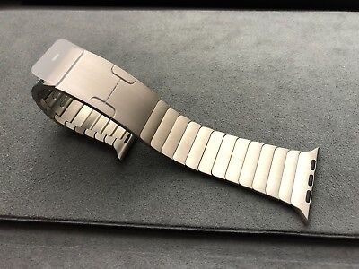 Genuine Original apple watch band 42mm/44mm Link Bracelet - Silver New
