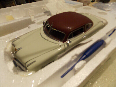 VERY RARE #1853/2500 1951 Hudson Hornet 2 Tone Limited ED., Franklin Mint