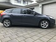 2014 Ford Focus trend LW  auto grey low km Croydon Charles Sturt Area Preview