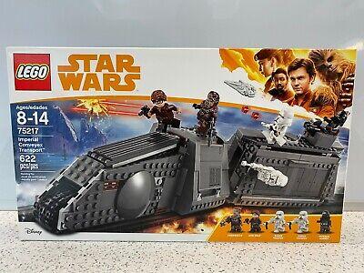 Lego Star Wars Imperial Conveyex Transport (75217) NEW, Sealed NIB
