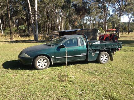 Ford ute 2002 Nabiac Great Lakes Area Preview