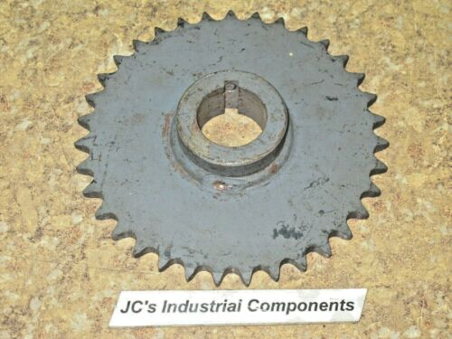 """Sprocket   40 pitch   35 tooth   1-1/4"""" bore   USA   40 35X 1 1/4"""