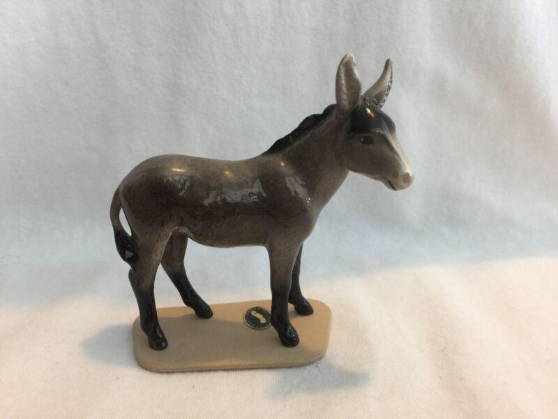 Hagen Renaker Donkey
