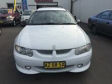 2000 Holden VX Wagon DEC 2016 REGO DVD PLAYER REV CAMERA Smithfield Parramatta Area Preview