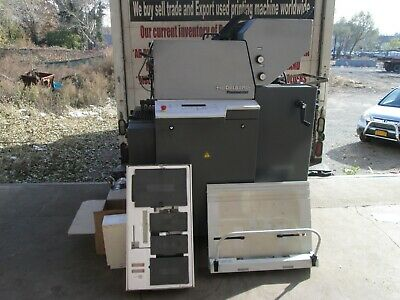 Heidelberg Print Master Qm 46 2001 Cd 2 Color