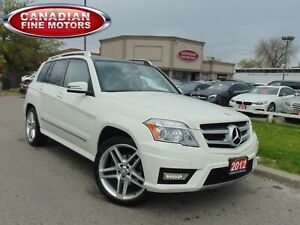 2012 Mercedes Benz GLK-Class |PANORAMIC ROOF| AMG PKG 4 MATIC|CL