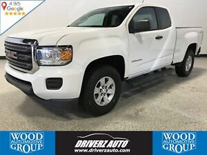 2015 GMC Canyon CLEAN CARFAX, ONE OWNER, REARVIEW CAMERA