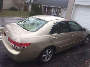 2006 Honda Accord fully loaded