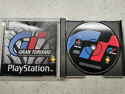 Gran Turismo 1 (PlayStation 1, PS1) PAL, complete in box for sale  Shipping to Nigeria