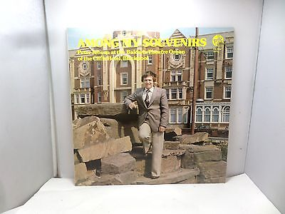 AMONG MY SOUVENIRS PETER JEBSON AT BALDWIN THEATER SIGNED PR1002 COPY  VINLY LP