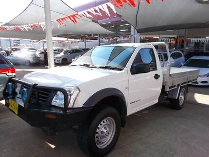 Holden Rodeo Cab Chassis MY06 DX