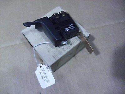 Milwaukee Switch # 23-66-0700 For Model 0521-50,0523-20 & 0530-50 Cordless Drill