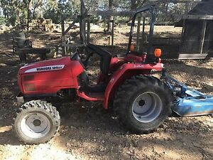 Tractor & implements for sale Research Nillumbik Area Preview