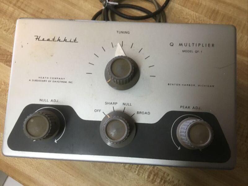heathkit Q Multiplier Model QF-1