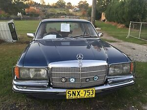 1974 Mercedes Glenorie The Hills District Preview