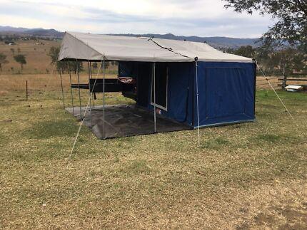 MDC off road delux camper trailer 2013