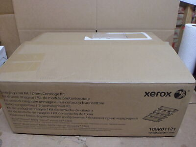 Cyand & Yellow Only!Xerox 108R01121 Imaging Unit Kit Workcentre 6605 Genuine OEM