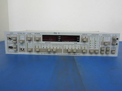 Wiltron Transmission Measurement Set Model 9601